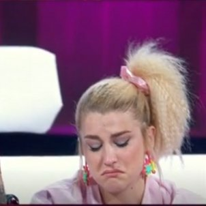 Samantha trist RTVE.es