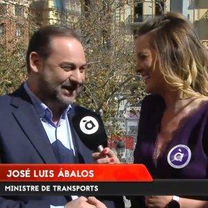 José Luis Ábalos À Punt