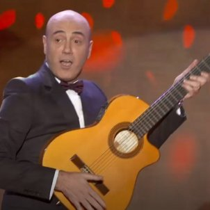 Tomàs Molina guitarra TV3