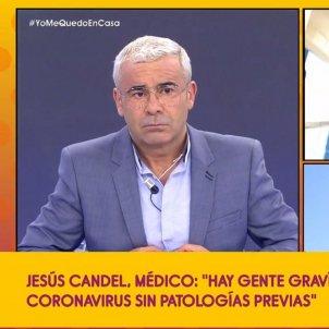 Jorge Javier Vazquez coronavirus