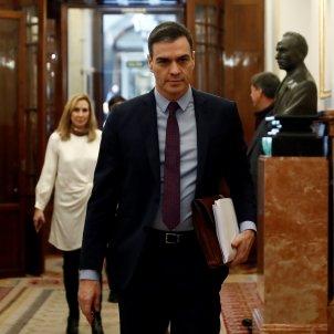 Pedro Sánchez Congreso Coronavirus - EFE