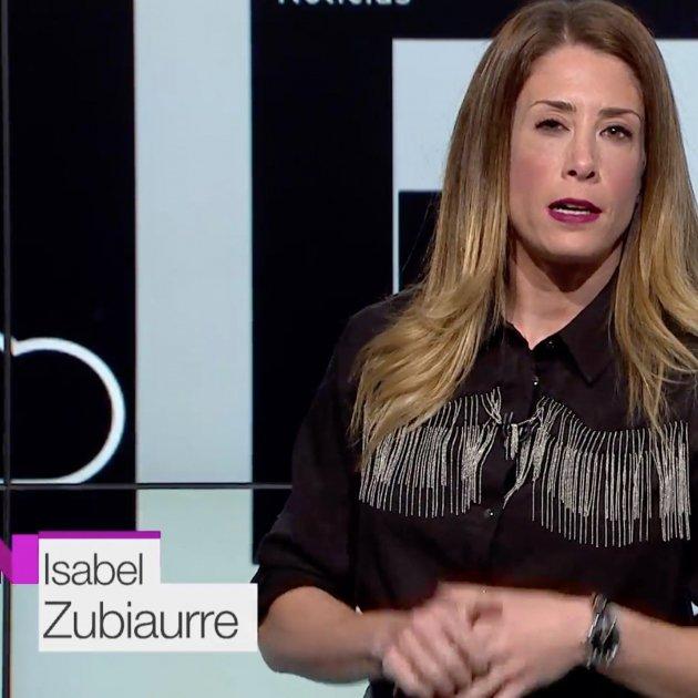 Isabel Zubiaurre La Sexta Meteo