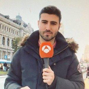 Eduardo Siles Antena 3