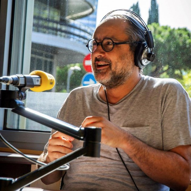 Antonio Baños @catalunyaradio