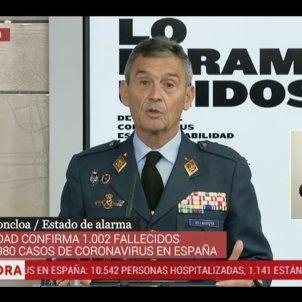 General Villarroya TVE