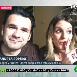Andrea Ropero Iñaki López