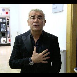 Jorge Javier ma al cor Telecinco