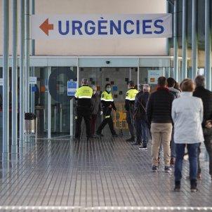 Urgències Catalunya EFE