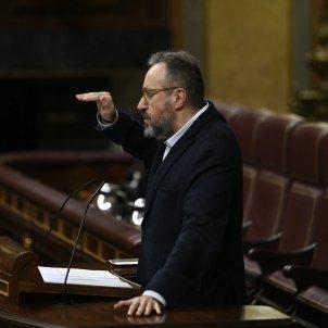 Juan Carlos Girauta salutació Europa Press