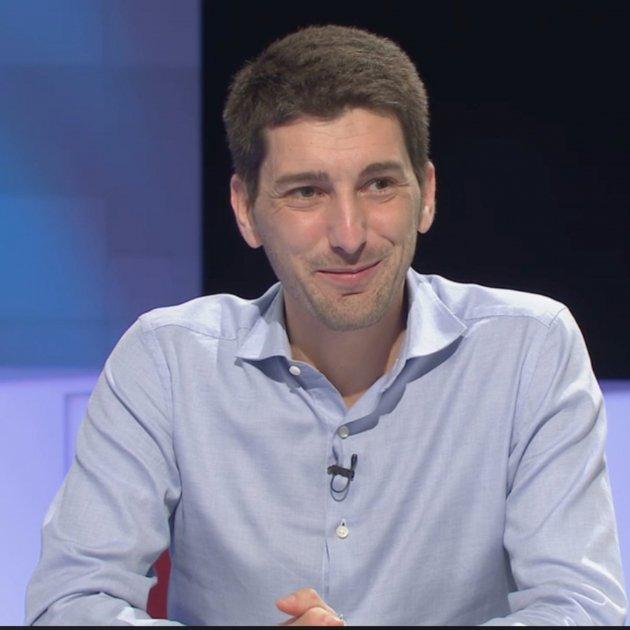 Oriol Mitjà TV3