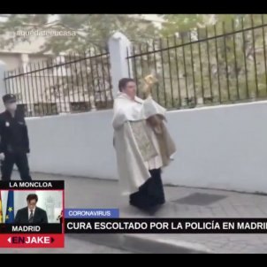 Processó Madrid Policia ETB