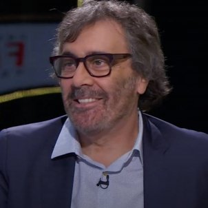 Tatxo Benet somriu TV3