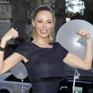 Paula Vazquez braços musculs GTRES