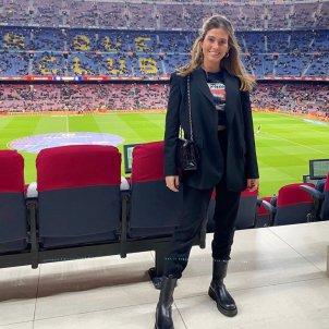 Coral Simanovich Camp Nou @coralsimanovich