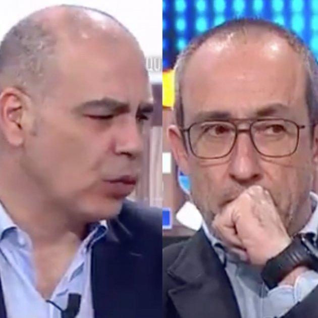Alfonso Egea Nacho García Abad Antena 3