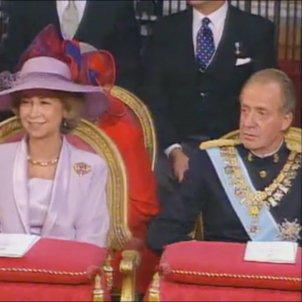 Juan Carlos Sofía boda TVE