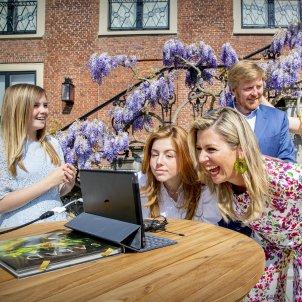 familia reial holandesa
