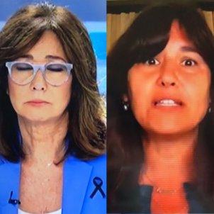 Laura Borràs Ana Rosa Quintana T5