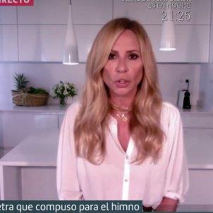 Marta Sánchez port La Sexta