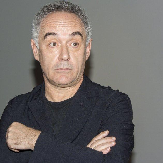 Ferran Adrià GTRES