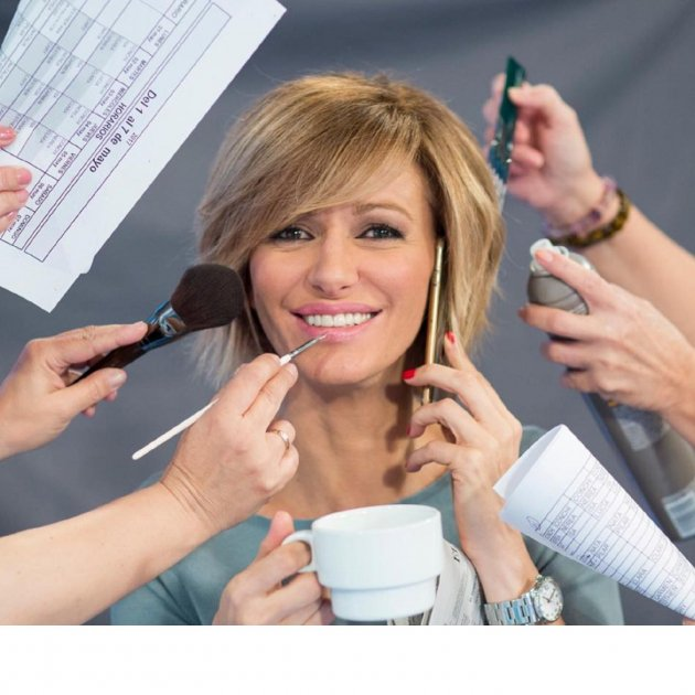 griso maquillatge