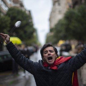 protesta masdrid confinament GTRES