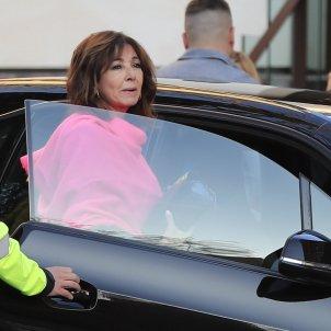 ana rosa quintana cotxe GTRES