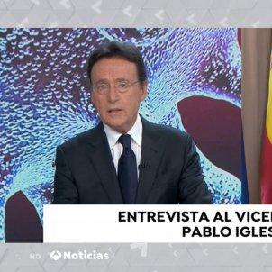 Matias Prats Pablo Iglesias