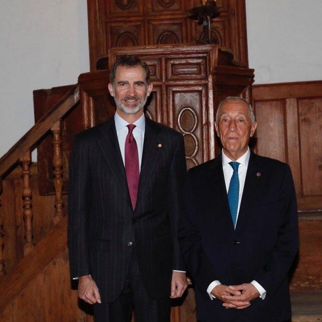 felip president portugal EP