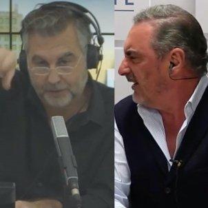 Carlos Alsina Carlos Herrera EN BLAU