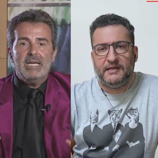 Xavier Sala i Martin Toni Soler TV3