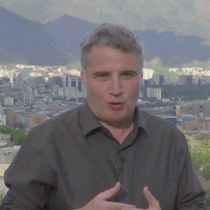 Nicolás Valle Veneçuela TV3