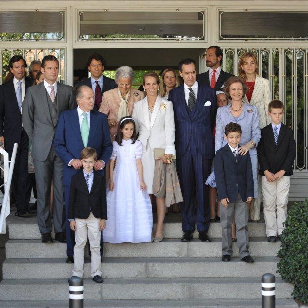 Alvaro Marichalar Familia Reia GTRES
