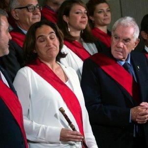 ada colau alcaldessa amb maragall EFE