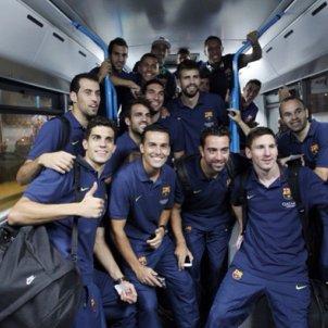 Plantilla Barça @cesc4fabregas