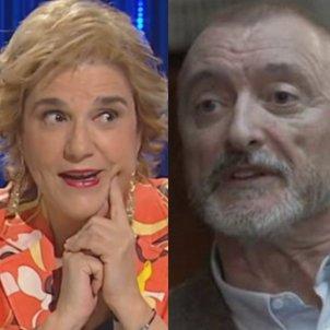 Rahola Pérez Reverte EN BLAU