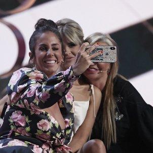 Anabel Pantoja Ylenia Belen Esteban selfie mòbil GTRES