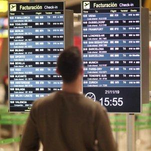 Aeroport Madrid EP