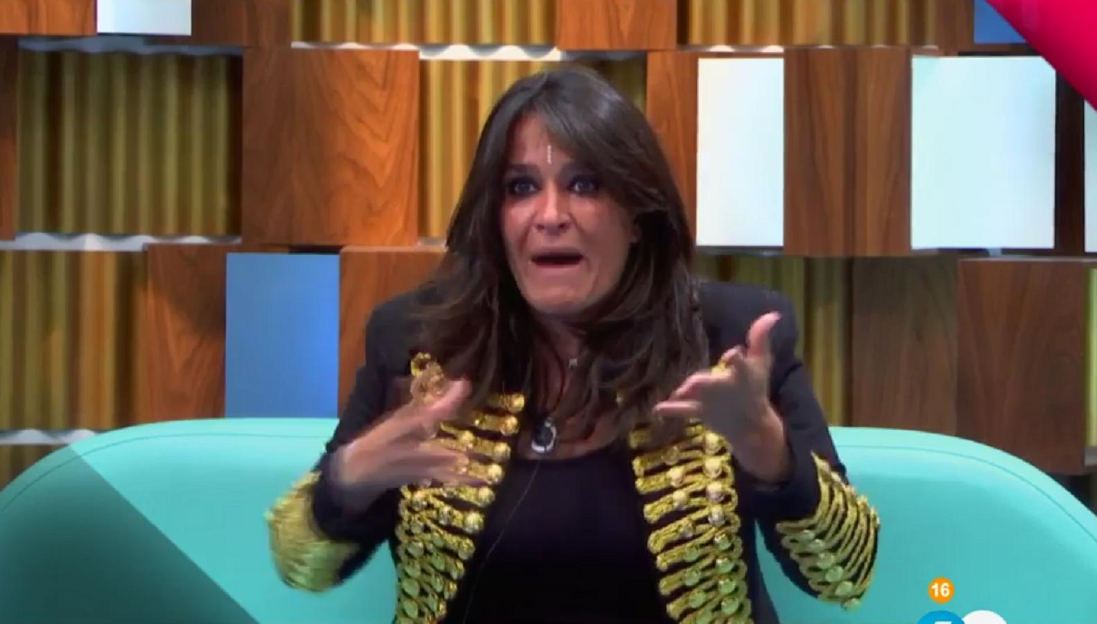 Aida Nizar Desnuda aída nízar enseña sus partes íntimas en 'gh vip'