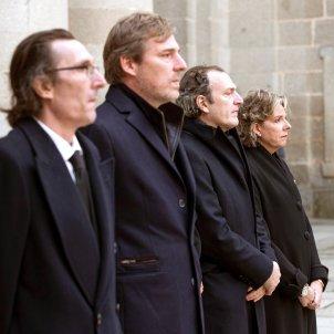 fills infanta pilar funeral GTRES