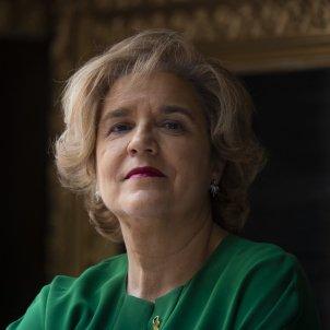 Pilar Rahola Entrevista llibreria Ona - Sergi Alcazar