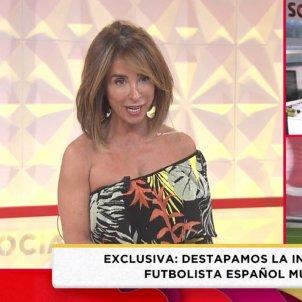 Maria Patiño Socialite