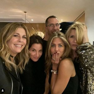 jennifer aniston i amics