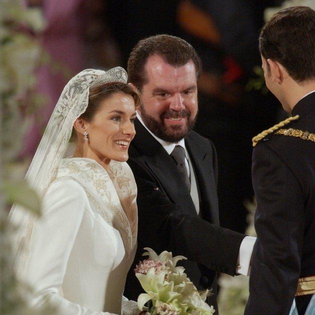 Leticia Jesus Ortiz casament GTRES