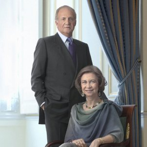 Juan Carlos enganya Sofia