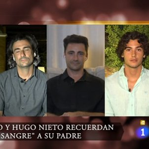 fills angel nieto portada tve