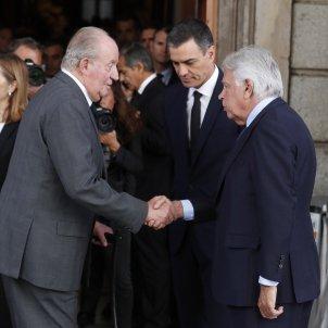 rei Joan Carles Pedro Sanchez Felipe Gonzalez GTRES