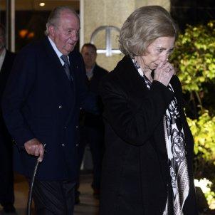 rei Joan Carles reina Sofia GTRES