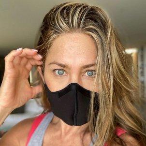 Jennifer Aniston mascareta instagram