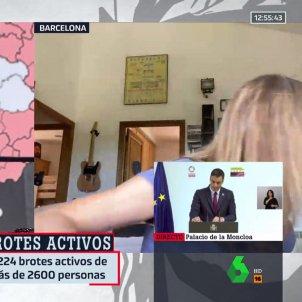 Entrevista La Sexta fill interromp